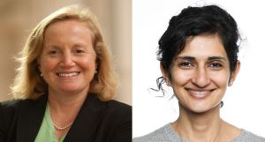 Amy Guggenheim Shenkan and Sima J. Gandhi - DriWay Board of Directors